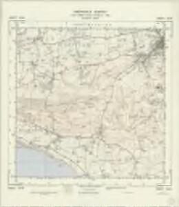 SZ48 - OS 1:25,000 Provisional Series Map