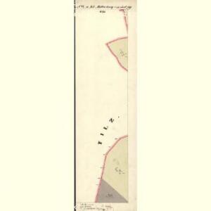 Mitterberg - c6304-2-012 - Kaiserpflichtexemplar der Landkarten des stabilen Katasters