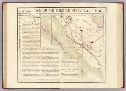Partie, Sumatra. Oceanique no. 18.