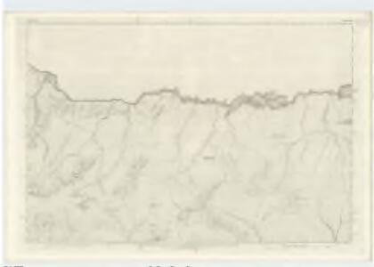 Argyllshire, Sheet XXXII - OS 6 Inch map