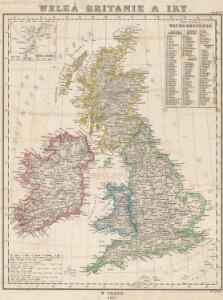 Welká Britanie a Iry