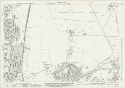 Essex (New Series 1913-) n LXXVIII.8 (includes: Ilford) - 25 Inch Map