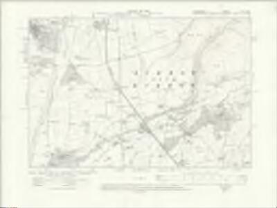 Lancashire XX.NW - OS Six-Inch Map