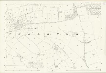 Lincolnshire X.11 (includes: Flixborough; Scunthorpe) - 25 Inch Map