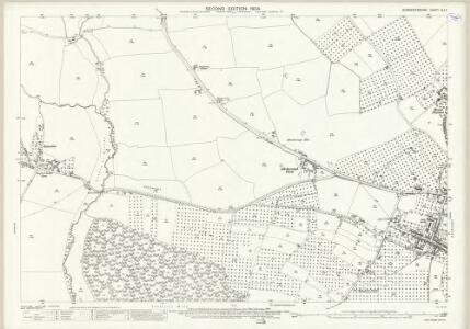 Worcestershire XLI.11 (includes: Besford; Pershore) - 25 Inch Map