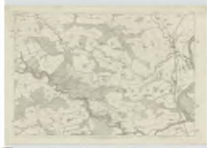 Perthshire, Sheet LXXXV - OS 6 Inch map