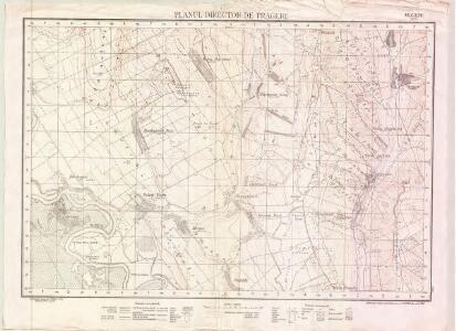 Lambert-Cholesky sheet 5174 (Moreni)