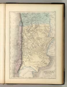 Chili, La Plata or the Argentine Republic & Bolivia.