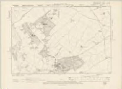 Hertfordshire XI.NE - OS Six-Inch Map