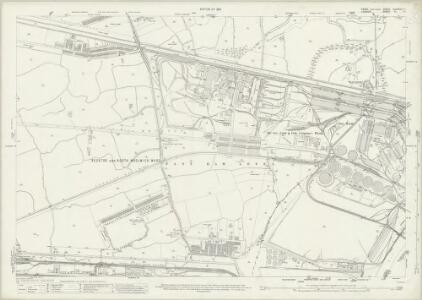 Essex (New Series 1913-) n LXXXVI.11 (includes: Barking; Borough Of Woolwich; East Ham) - 25 Inch Map