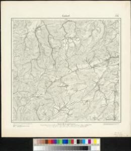 Meßtischblatt 2726 : Endorf, 1896