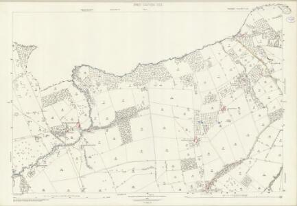 Herefordshire XIII.11 & 7 (includes: Bockleton; Hampton Charles; Hatfield; Kyre; Pudlestone; Thornbury) - 25 Inch Map