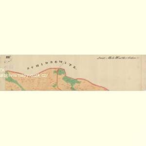 Schiltern - m3059-1-014 - Kaiserpflichtexemplar der Landkarten des stabilen Katasters