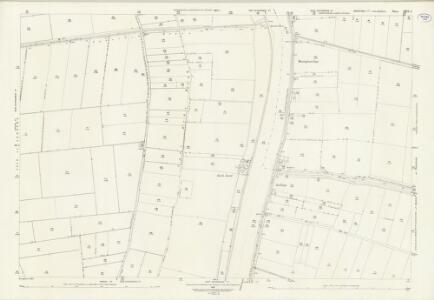 Lincolnshire XXVI.5 (includes: East Butterwick; Messingham; Owston Ferry; Scotter; West Butterwick) - 25 Inch Map