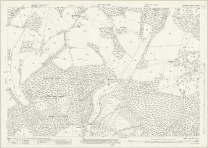 Hampshire and Isle of Wight XLIX.15 (includes: Ampfield; Eastleigh; Hursley) - 25 Inch Map