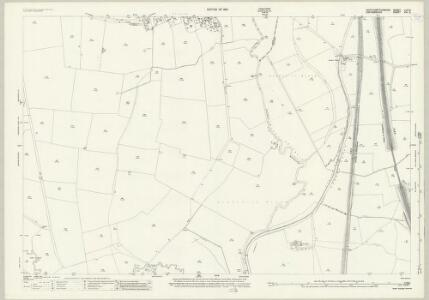 Northamptonshire LXVI.2 (includes: Aynho; Deddington; North Aston; Souldern) - 25 Inch Map