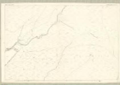 Dumfries, Sheet XXVI.3 (Eskdalemuir) - OS 25 Inch map
