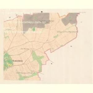 Kunowitz - m1436-1-003 - Kaiserpflichtexemplar der Landkarten des stabilen Katasters