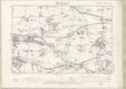 Lanarkshire Sheet VII.SW - OS 6 Inch map
