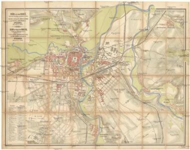 Plán král. města Plzně