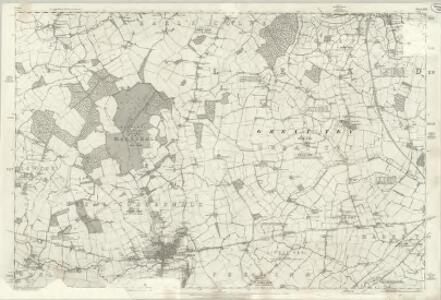 Essex XXV - OS Six-Inch Map