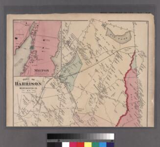 Town of Rye, Westerchester Co. N.Y.