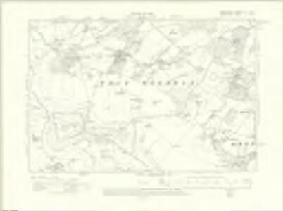 Berkshire XLII.SW - OS Six-Inch Map