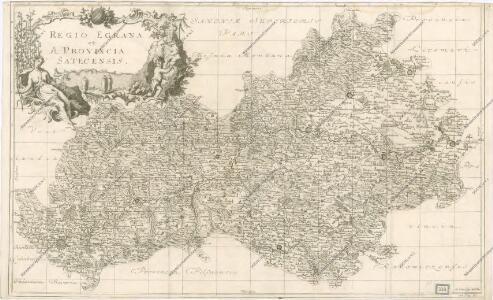 Regio Egrana et A. Provincia Satecensis