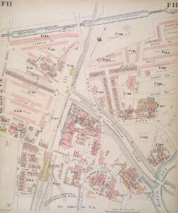 Insurance Plan of London North East District Vol. F: sheet 11