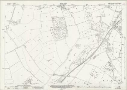 Essex (New Series 1913-) n XXXII.2 (includes: Birchanger; Bishops Stortford; Farnham; Stanstead Mountfitchet) - 25 Inch Map