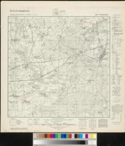 Meßtischblatt 3472 : Tremessen, 1940