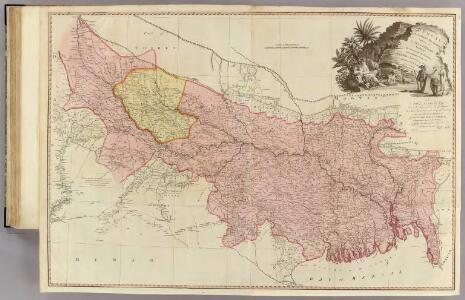 Bengal, Bahar, Oude, Allahabad.