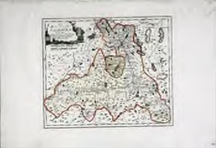 Das Erzstift Salzburg mit der gefürsteten Probstey Berchtesgaden