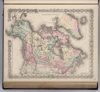 Northern America.