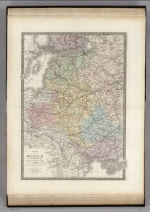 Russia Occidentale, Pologne Ancien.