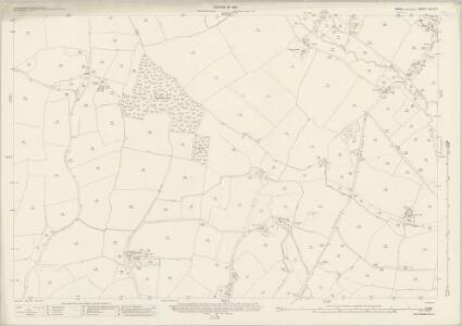 Essex (New Series 1913-) n XLIV.7 (includes: Great and Little Leighs; Great Waltham; Little Waltham) - 25 Inch Map