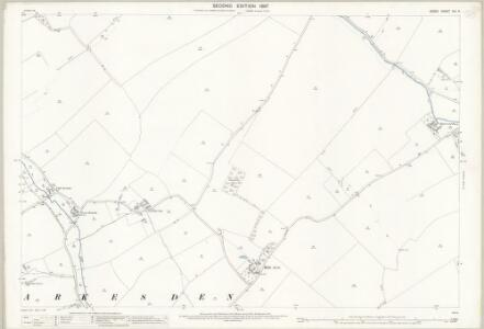 Essex (1st Ed/Rev 1862-96) VIII.11 (includes: Arkesden; Wendens Ambo) - 25 Inch Map