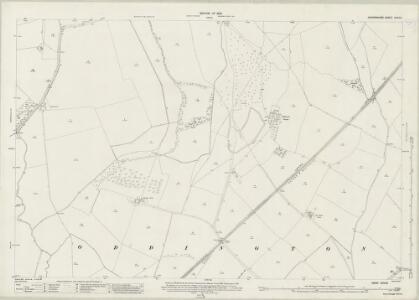 Oxfordshire XXVII.8 (includes: Bletchingdon; Charlton on Otmoor; Islip; Oddington; Weston on the Green) - 25 Inch Map