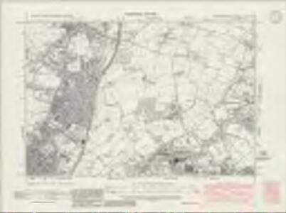 Gloucestershire LXXII.NW - OS Six-Inch Map