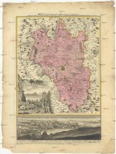 Mappa Chorographica Districtus Egrani