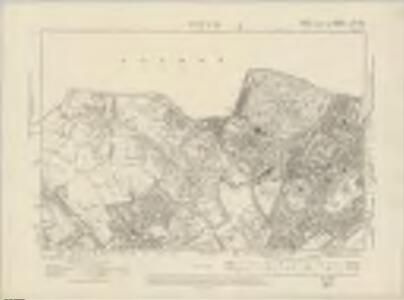 Kent VII.SW - OS Six-Inch Map