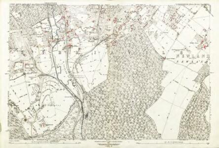 Gloucestershire XXXIX.14 (includes: Lydney; West Dean) - 25 Inch Map
