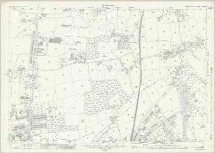Essex (New Series 1913-) n LXIX.13 (includes: Chingford; Walthamstow) - 25 Inch Map
