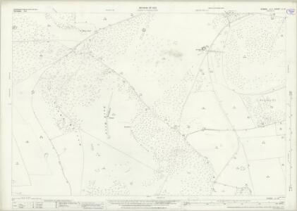 Sussex LI.15 (includes: Bramber; Findon; Sompting; Steyning) - 25 Inch Map