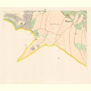 Pietschin (Pieczin) - c5749-1-005 - Kaiserpflichtexemplar der Landkarten des stabilen Katasters