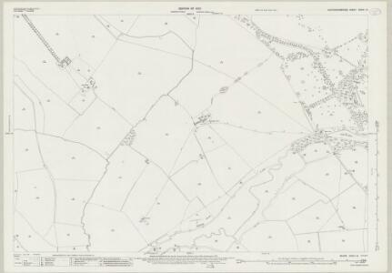 Buckinghamshire XXVIII.13 (includes: Cuddington; Dinton with Ford and Upton; Upper Winchendon; Waddesdon) - 25 Inch Map