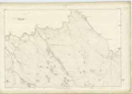 Argyllshire, Sheet XV (with inset of sheet XVa) - OS 6 Inch map