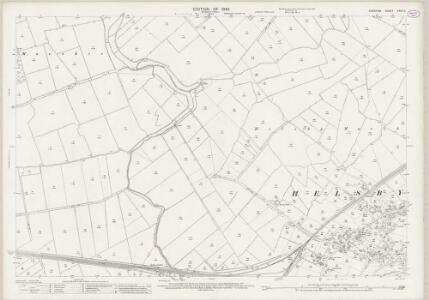 Cheshire XXXII.2 (includes: Ellesmere Port; Elton; Frodsham; Hapsford; Helsby) - 25 Inch Map