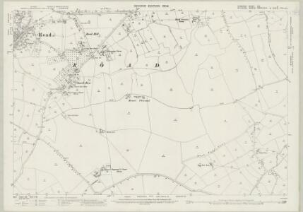 Somerset XXX.4 (includes: Beckington; Rode; Southwick) - 25 Inch Map