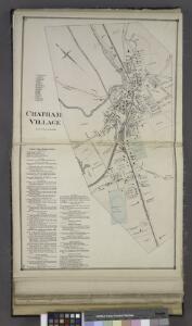 Chatham Village [Village]; Chatham Village Business Notices.